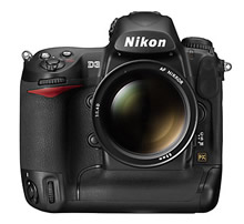 Nikon D3 Full Frame Digital SLR