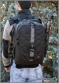 fc2a2634bbc1 Lowepro Vertex 200 AW Camera Backpack • Camera News and Reviews