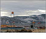 Canon PowerShot G9 - Late November - Wells, Nevada