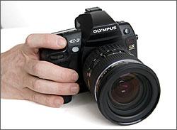 Olympus E-3 lens