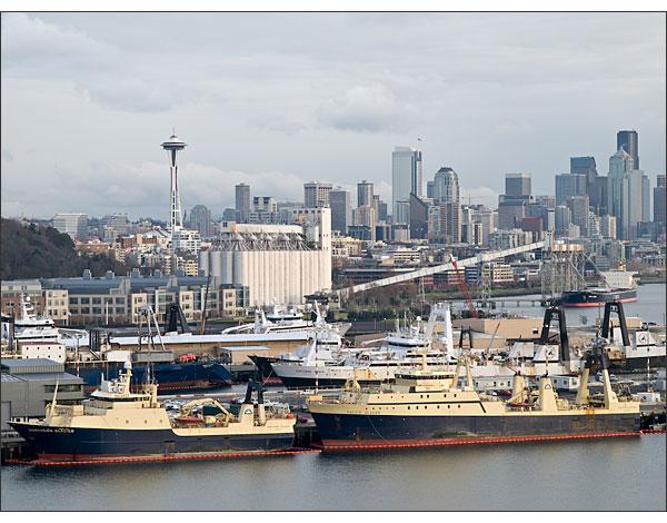 Olympus E-3 - Harbor