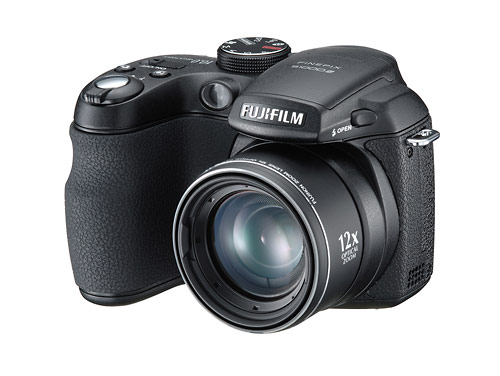Fujifilm FinePix S1000fd Digital Camera • Camera News and Reviews