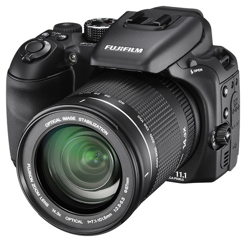 Fujifilm FinePix S100FS Digital Camera • Camera News and Reviews