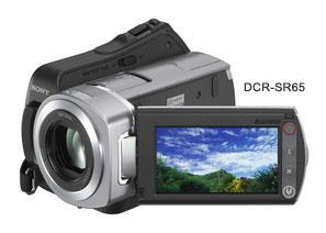 Sony DCR-SR65