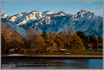 Nikon D40x - Early spring Wasatch landscape