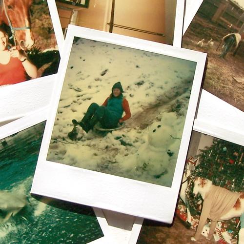 Polaroid montage