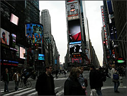 Nikon Coolpix P5100 - Time Square Original