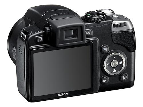 Nikon CoolPix P80 Back