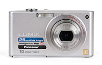 Panasonic Lumix DMC-FX35 Digital Camera