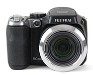 Fujifilm FinePix S8000fd Digital Camera
