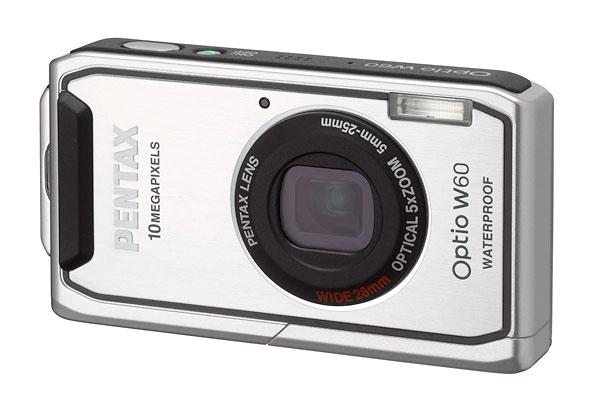 Pentax Optio W60 - Silver