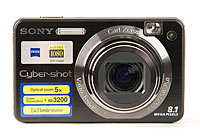 Sony Cybershot DSC-W150 Digital Camera