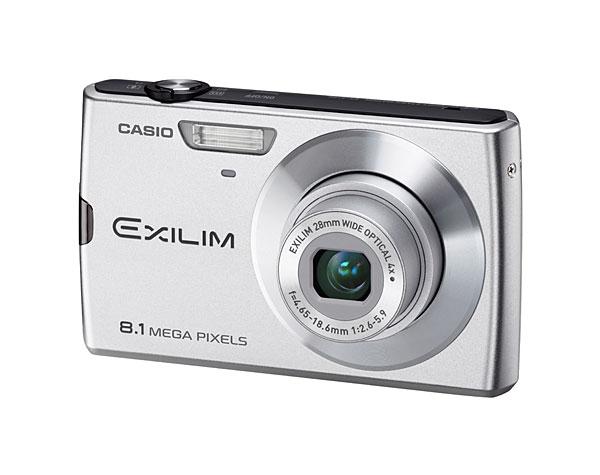 Casio Exilim Zoom EX-Z150 Digital Camera • Camera News and ...