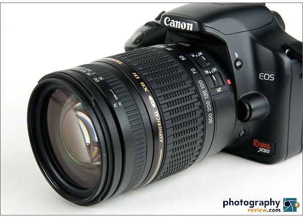 Tamron AF28-300mm F/3.5-6.3 XR Di VC Lens on Canon EOS Rebel XSi / 450D