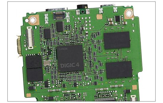 Canon DIGIC 4 image processor