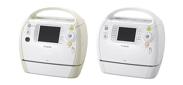Canon SELPHY ES3 & ES30 Compact Photo Printers • Camera ...