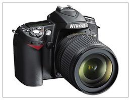 Nikon D90 digital SLR