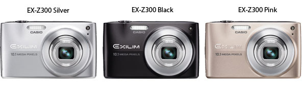 Casio EX-Z600 Cameras > Downloads Free! Drivers and Firmware