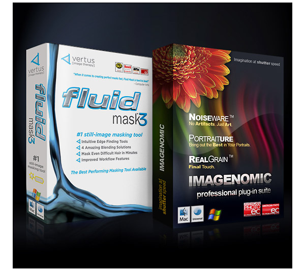 Imagenomic and Vertus Software Bundle