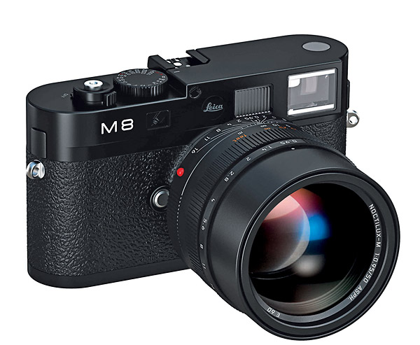 Leica M8.2 With Noctilux-M 50mm f/0.95 Lens