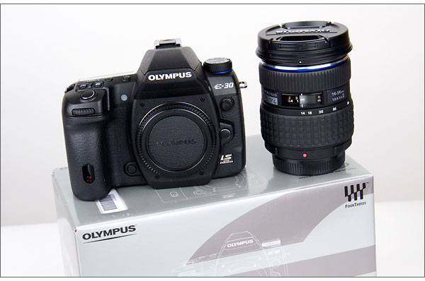 Olympus E-30 and Olympus Zuiko Digital 14-54mm f/2.8-3.5 II Lens