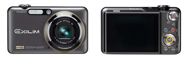 Casio Exilim EX-FC100 Digital Camera