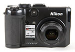 Nikon Coolpix P6000 Digital camera