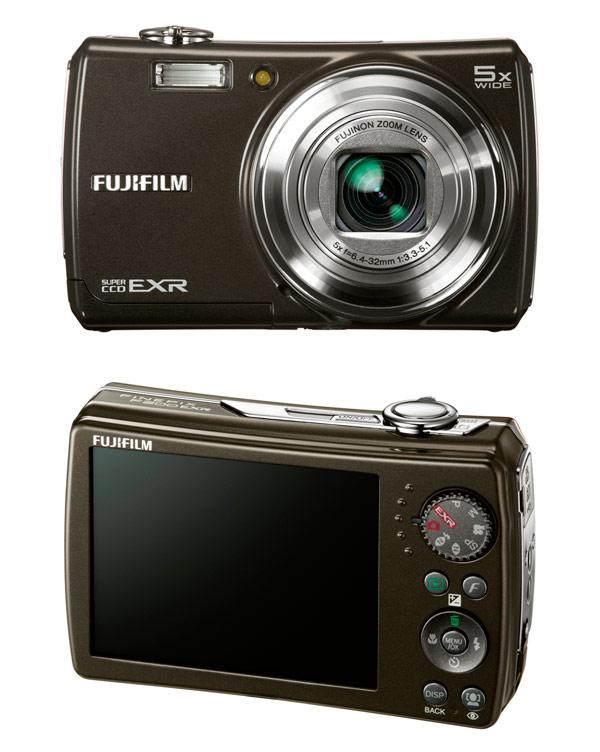 ΝΕΟΣ CCD EX ΑΙΣΘΗΤΗΡΑΣ ΑΠΟ ΤΗΝ FUJI Fujifilm-f200exr