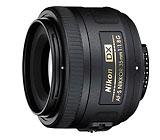Nikon AF-S DX Format 35mm f/1.8G Lens