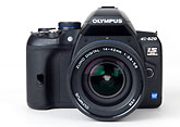 New Olympus E-620 Digital SLR