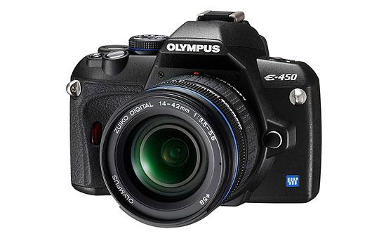 Olympus E-450 Digital SLR