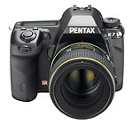 New Pentax K7 Digital SLR