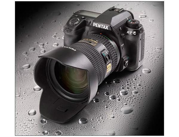 Pentax K7 Digital SLR