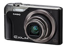 Casio Exilim EX-H10 Digital Camera With 10x Zoom Lens