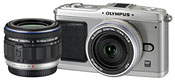 Olympus E-P1 Micro Four Thirds Digital Camera