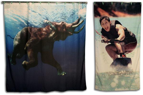 Company Offers Custom Photo Shower Curtains | Camera News & Reviews