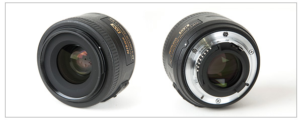 Nikon 35mm f/1.8G DX Lens