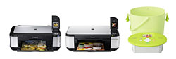 Canon Pixma MP560, Pixma MP490, and Selphy CP790 Photo Printers