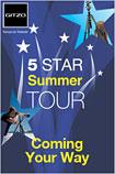 Bogen Imaging's Gitzo 5 Star Summer Tour