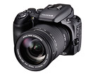 Fujifilm FinePix S200EXR Digital Camera - 14.3x Zoom Lens And Super CCD EXR Sensor
