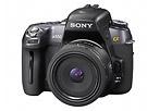 New Sony Alpha DSLR-A550 Digital SLR Camera