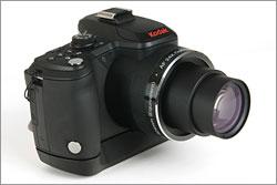Kodak EasyShare Z980 - Lens