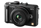 Panasonic Lumix DMC-GF1 Micro Four Thirds Camera