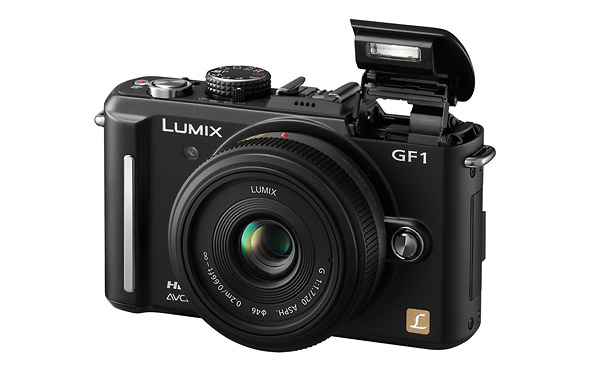 Panasonic Lumix GF1 Micro Four Thirds Camera