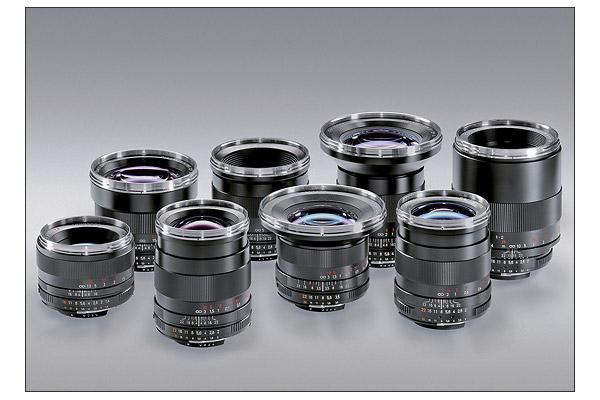 Zeiss Announces ZF 2 CPU Lenses For Nikon SLRs • Camera News and Reviews