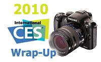 2010 CES Tradeshow Camera News Wrap-Up