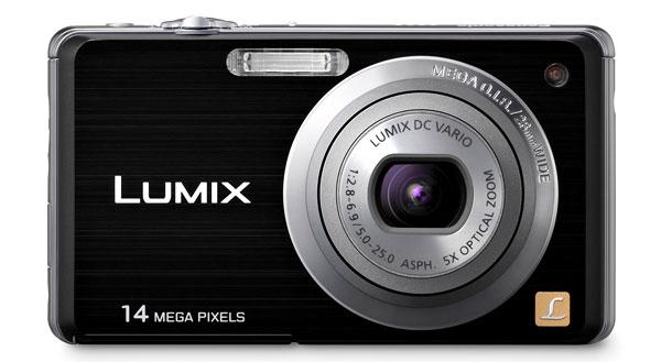 Panasonic Lumix FH3