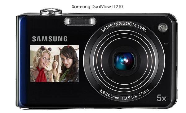 samsung dualview tl210 and tl205 digital cameras u2022 camera news and rh photographyreview com Samsung TL205 Problems samsung tl205 user manual