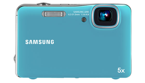 Samsung AQ100 Waterproof Digital Camera • Camera News and Reviews
