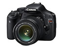 Canon EOS Rebel T2i DSLR with full HD video